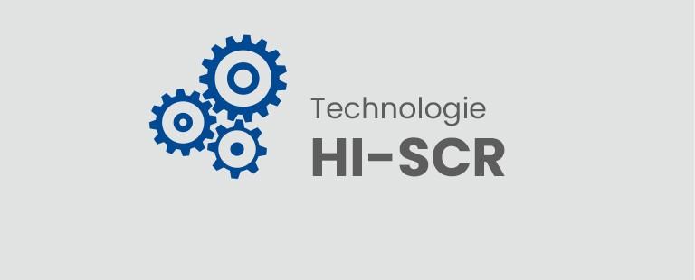Technologie HI-SCR