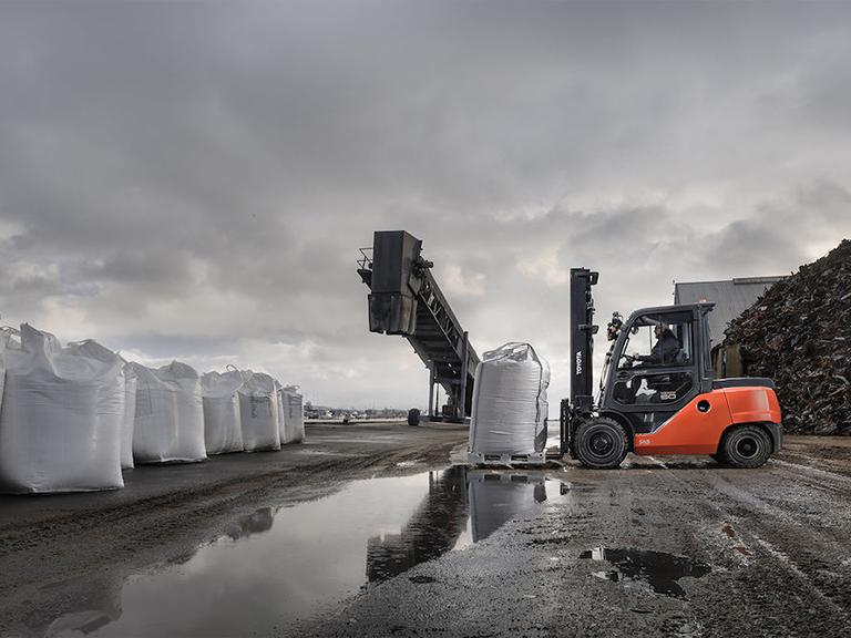 3 raisons de choisir un engin de manutention BT Toyota
