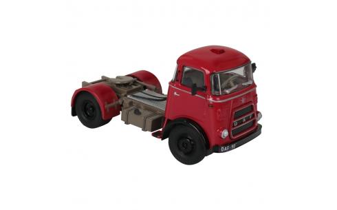 Miniature DAF Classic A1600 rouge - 1/50e